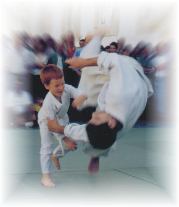 aikido para crianças foto 2