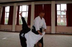 Estágio Aikido em Viseu com Ian McClarence 6Dan Aikikai